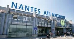 Flughafen Nantes Atlantique - Touristeninformation über die Vendée